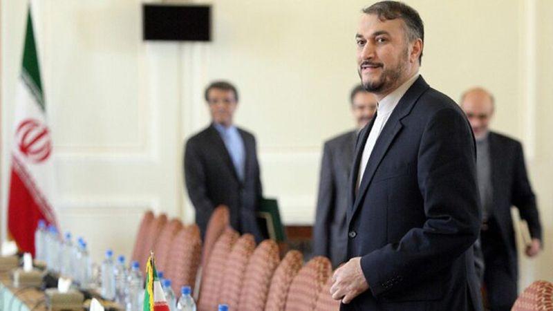 عبد اللهيان: إيران ستواصل دعم الشعب الفلسطيني حتى التحرير