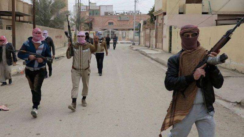 """""""حزب الله العراق"""": """"داعش"""" يعمل وفق توجيهات المخابرات السعودية والإماراتية"""