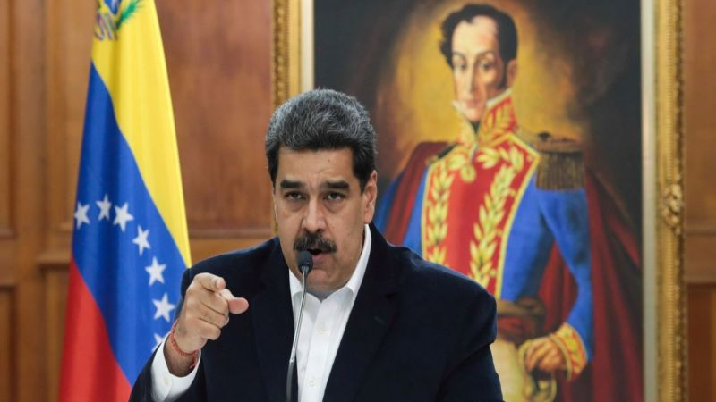 مادورو: في فنزويلا حكومة واحدة شرعية وثورية