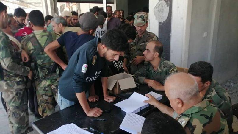 الجيش السوري يستعد للإنتشار في حي درعا البلد