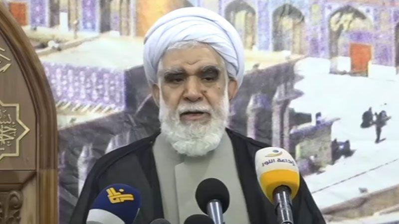 ممثل الإمام الخامنئي من بيروت: مستعدّون لتقديم الخدمات الى لبنان