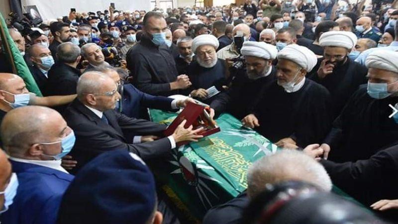 المجلس الإسلامي الشيعي الأعلى يختتم تقبل التعازي بالعلامة قبلان