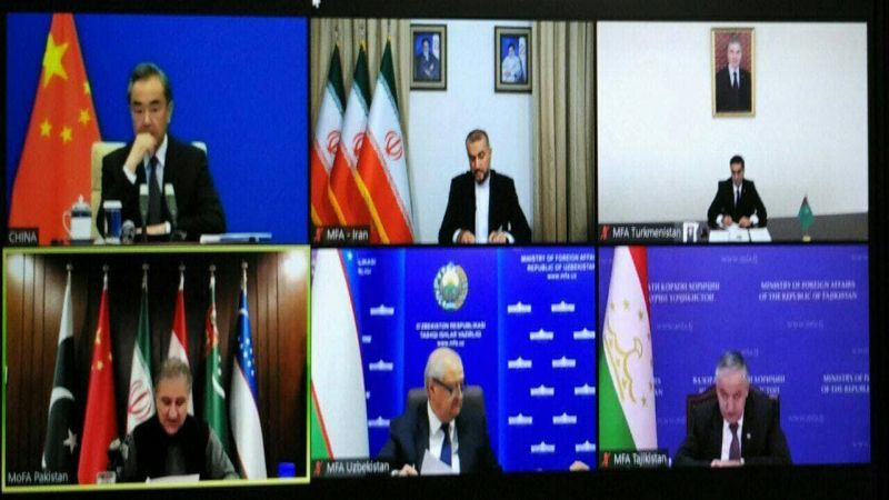 عبد اللّهيان: إيران قلقة من تنامي الإرهاب في أفغانستان