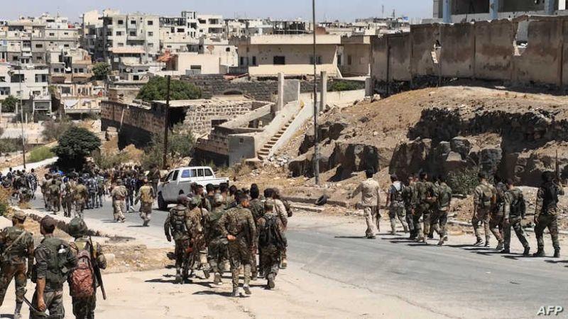 إتمام اتفاق التسوية في درعا: انتشار الجيش السوري هو المرحلة الأولى