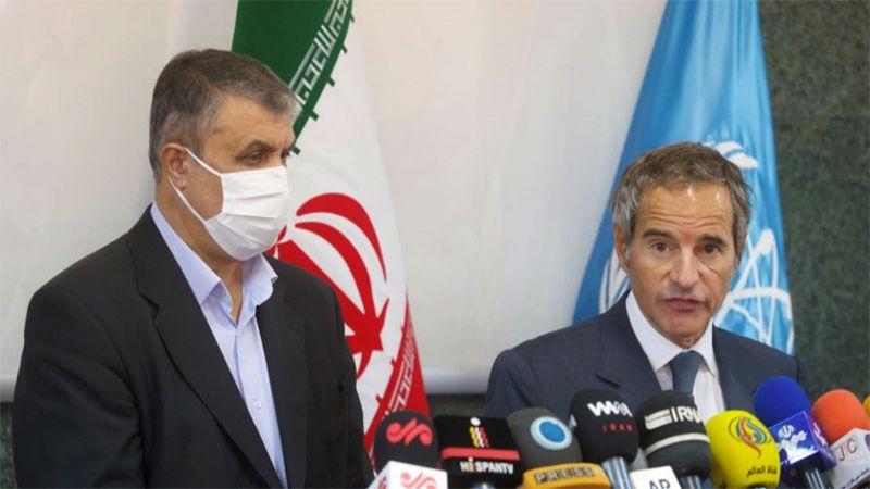 """إيران ووكالة """"الطاقة الذرية"""" تؤكدان استمرار التعاون والثقة المتبادلة"""