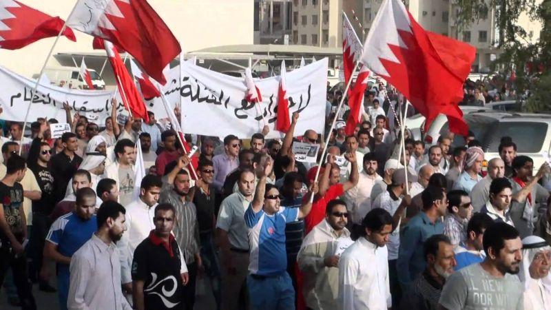 البحرين في الذكرى الأولى للتطبيع: مظاهرات وإحراق بنك متعامل مع العدو