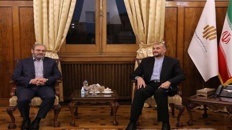 عبد اللّهيان: مستعدون لتلبية احتياجات لبنان في شتّى المجالات