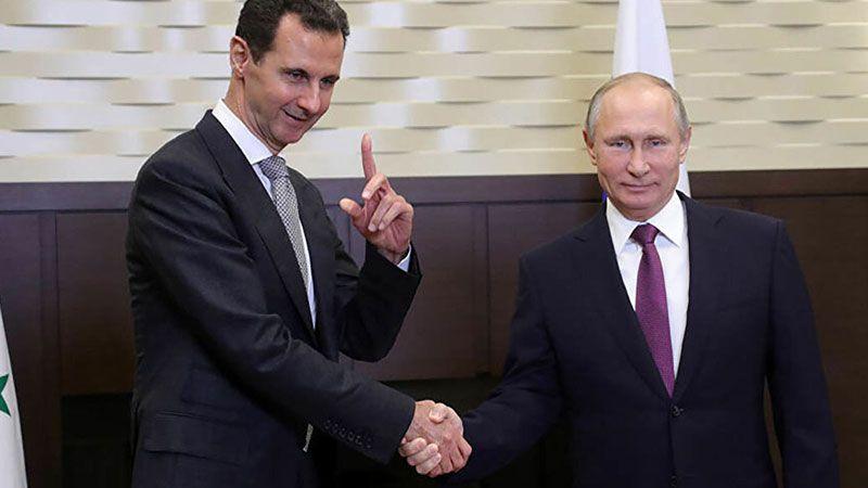 ماذا في أبعاد قمة الأسد بوتين؟