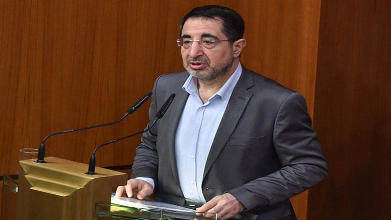الحاج حسن: دخول قوافل كسر الحصار يوم تاريخي مجيد