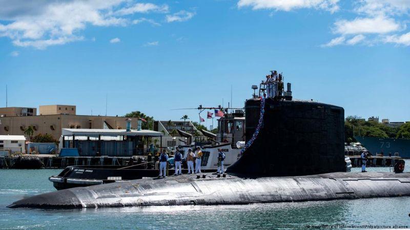 فرنسا عن اتفاق استراليا وأميركا حول الغواصات: