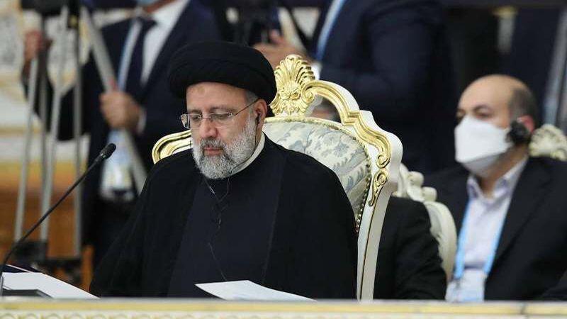 """السيِّد رئيسي بعد انضمام إيران لمنظمة """"شنغهاي"""": الأحادية إلى زوال"""