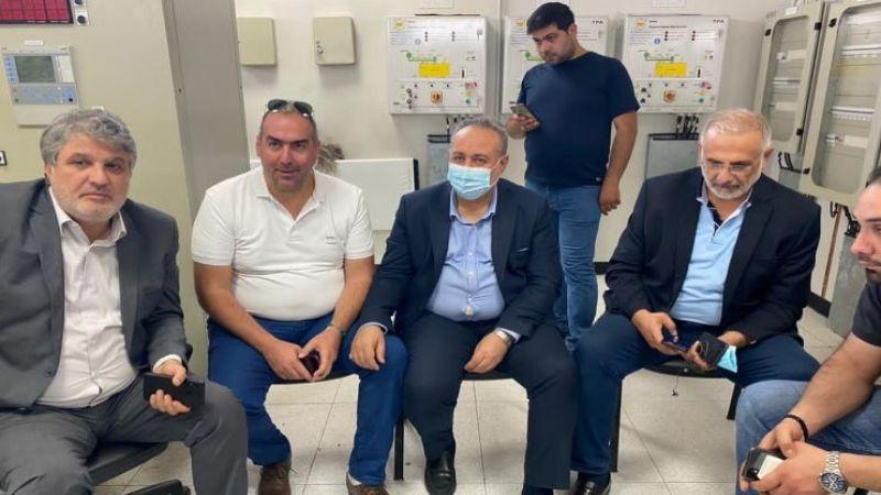 جهود حزب الله وحركة أمل تعيد الكهرباء تدريجياً إلى بعلبك الهرمل