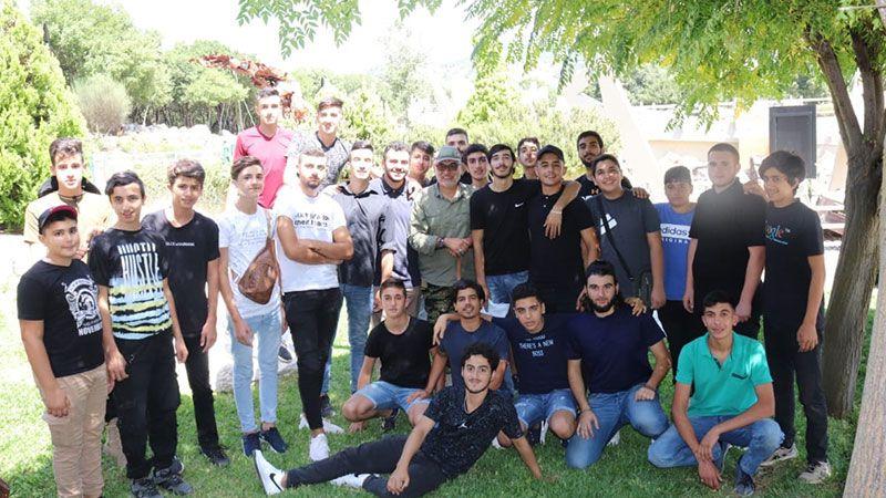 التعبئة التربوية لحزب الله في منطقة صيدا اختتمت أنشطتها الصيفية