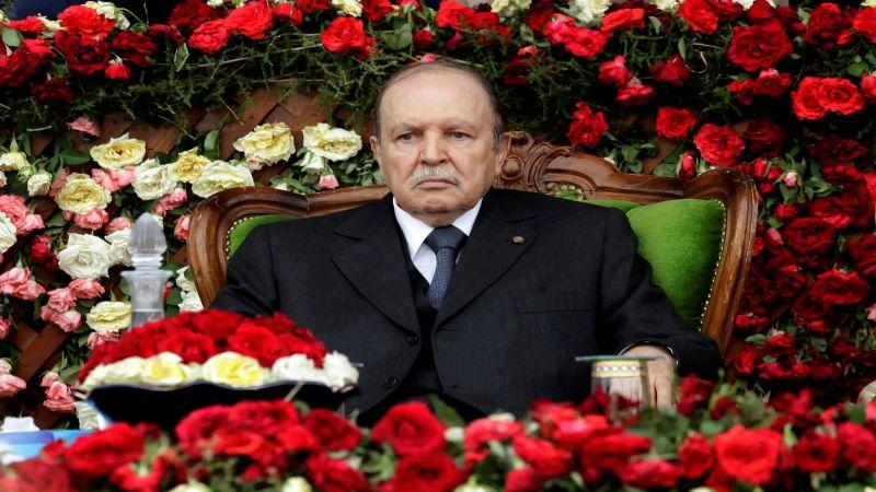 وفاة عبد العزيز بوتفليقة.. الرئيس الأطول حكمًا للجزائر