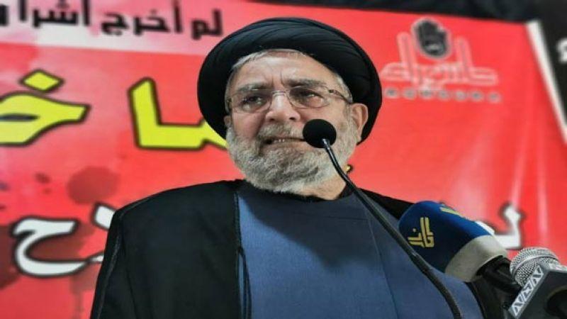 السيد إبراهيم امين السيد: قرار إدخال المحروقات قرار كبير اتخذه حزب الله من أجل حفظ كرامة الناس