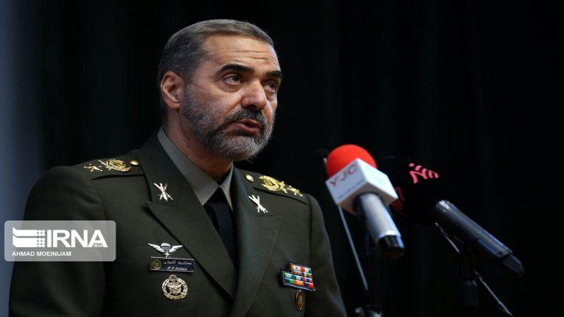 وزير الدفاع الإيراني: سنردّ على أيّة حماقة يرتكبها العدو
