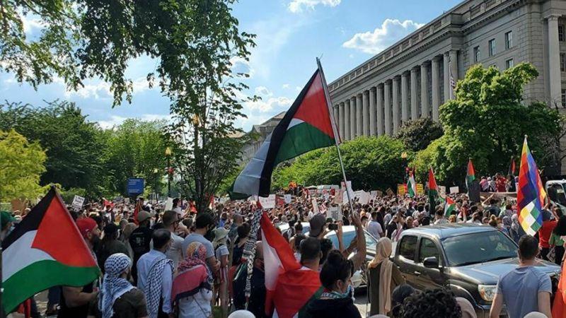 من بوسطن.. دعم وإسناد للأسرى الفلسطينيين