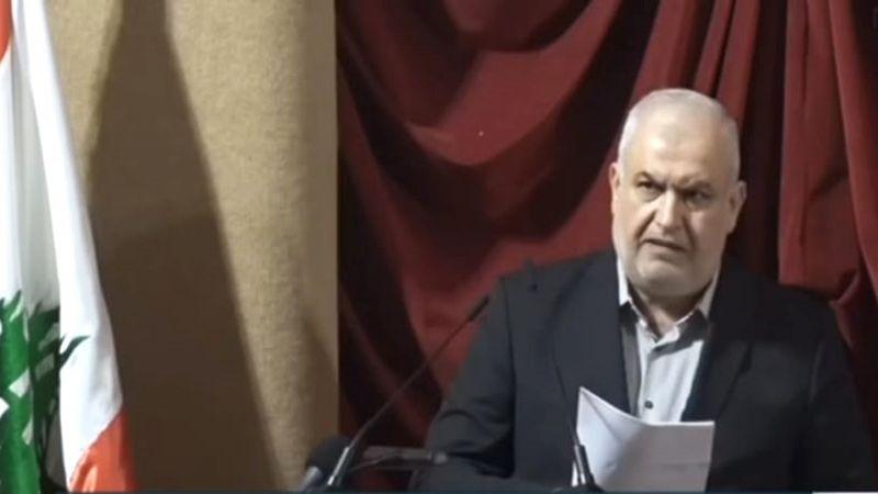 رعد: قرار كسر الحصار وطني وحقُّ دفاعٍ مشروع