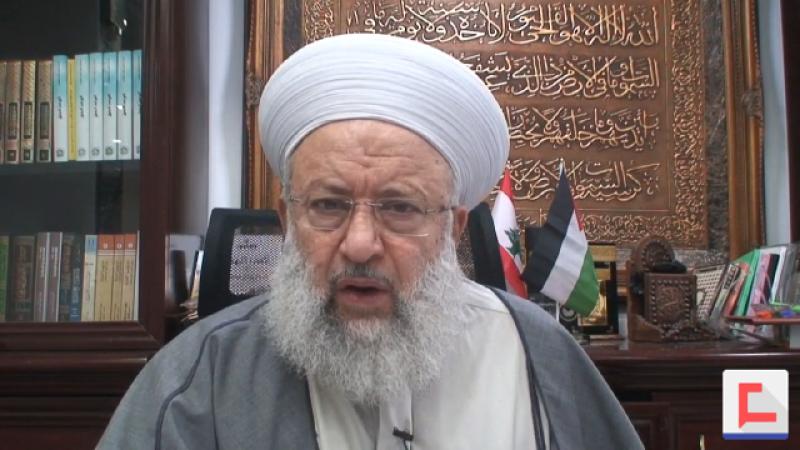 بالفيديو: الشيخ حمود يشيد بمناقبية السيد نصرالله.. المازوت وصل لكل المناطق دون تمييز