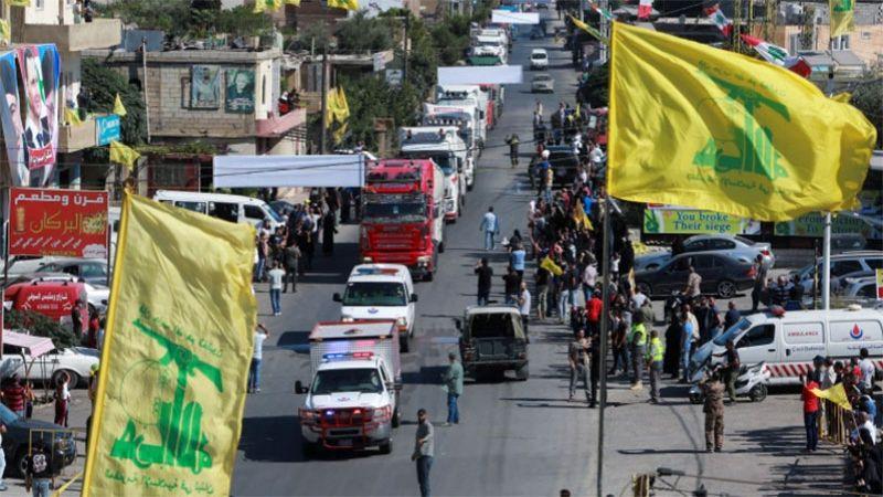 لبنان بين السيادة والمقاومة