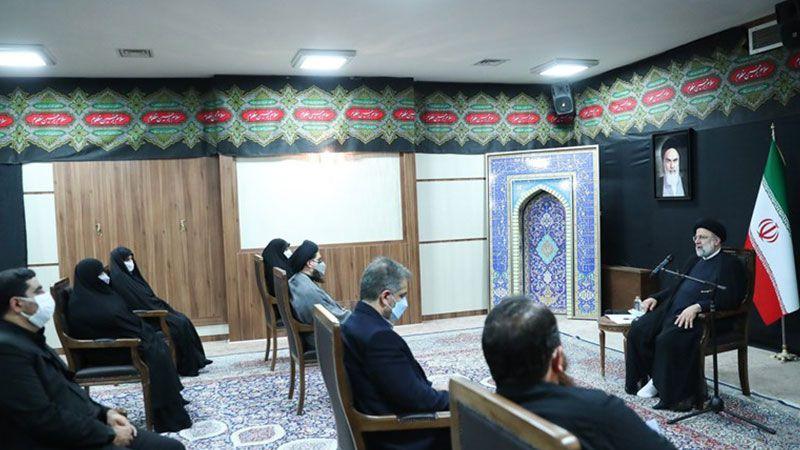 الرئيس الايراني: سياستنا الخارجية ترتكز على تعزيز الأواصر مع دول الجوار