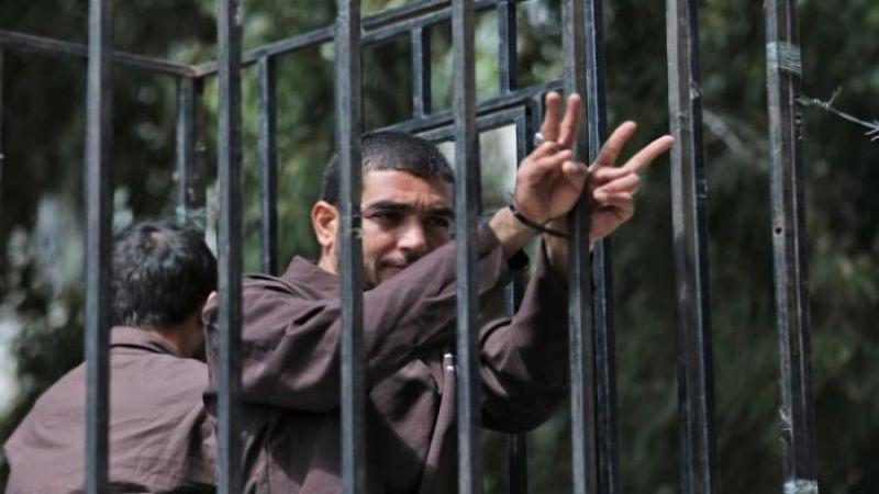 أسرى الجهاد الإسلامي يواصلون خطواتهم النضالية