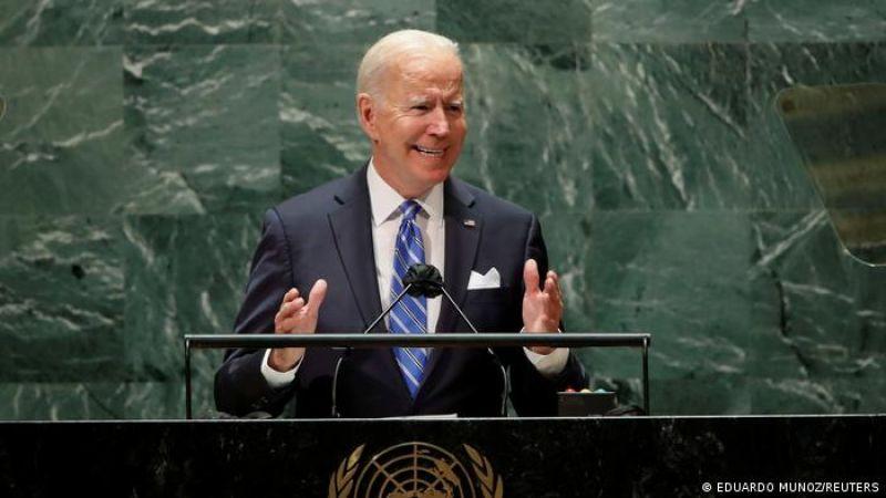 بايدن في الأمم المتحدة: لا نسعى إلى حرب باردة جديدة مع الصين لكنّنا سنخوض المنافسة بقوّة