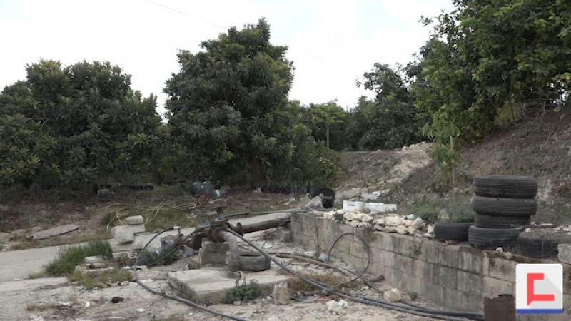 مازوت كسر الحصار يحيي الأرض بعد يباسها جنوبًا