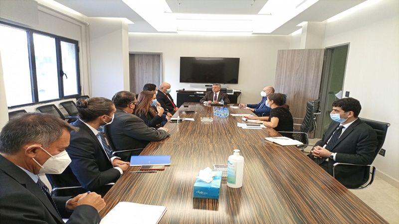 لقاءٌ بين المالية ووفد البنك الدولي: استعدادٌ للمساعدة في مواجهة التّحديات