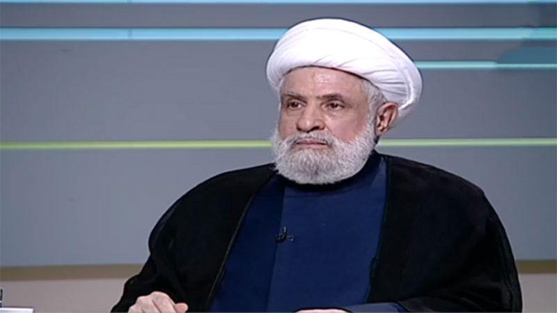 الشيخ قاسم: مستمرون في إدخال المواد النفطية في حال لم تتحرك الشركات ومصرف لبنان