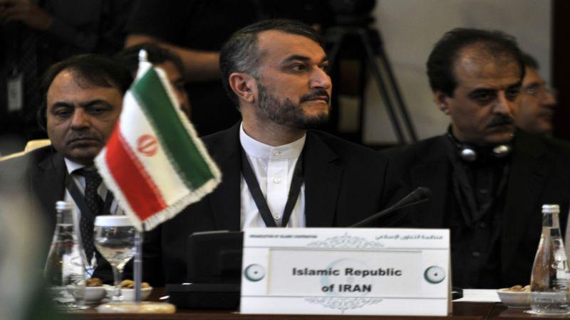 عبد اللهيان: نتائج مفاوضات فيينا ترتبط بالسلوك الأميركي