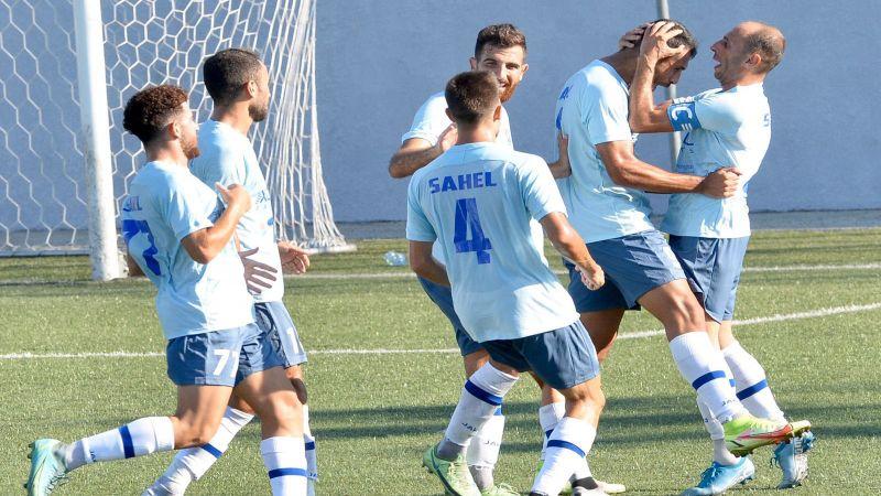 بطولة لبنان لكرة القدم: فوز شباب الساحل برباعية على طرابلس والحكمة على التضامن