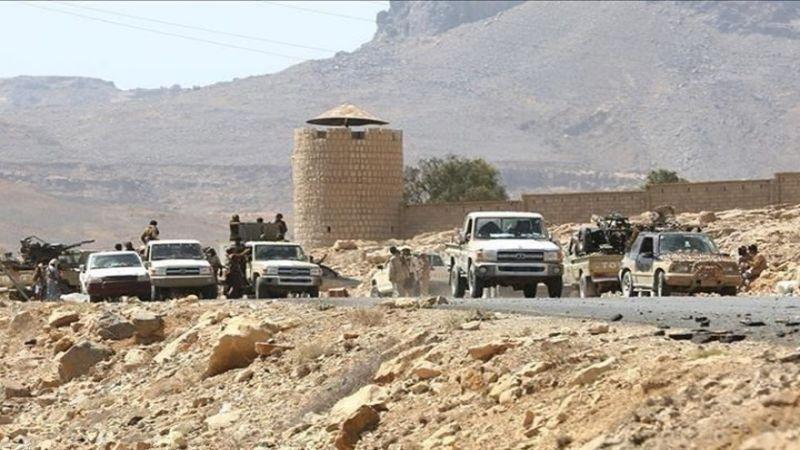 الجيش اليمني يسيطر على أهم معسكرات العدوان جنوب مأرب