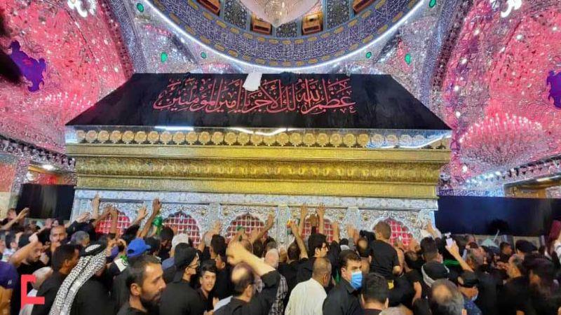 أربعينية الحسين(ع): الملايين تتجه إلى مرقد أبي الأحرار