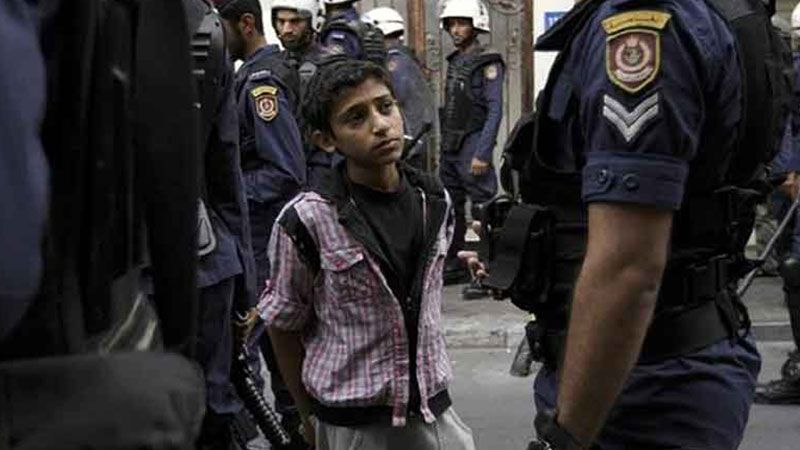 أطفال البحرين.. معتقلون ومعذّبون في سجون آل خليفة