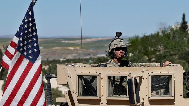 الاحتلال الأمريكي يُدخل 50 آلية لتعزيز قواعده بريف الحسكة