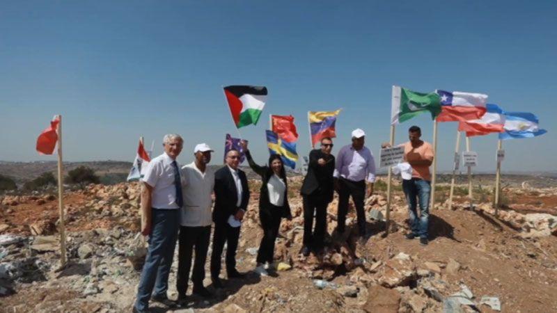 """مخيم الأمم"""" في سلفيت.. نموذج جديد للمقاومة الشعبية في فلسطين"""