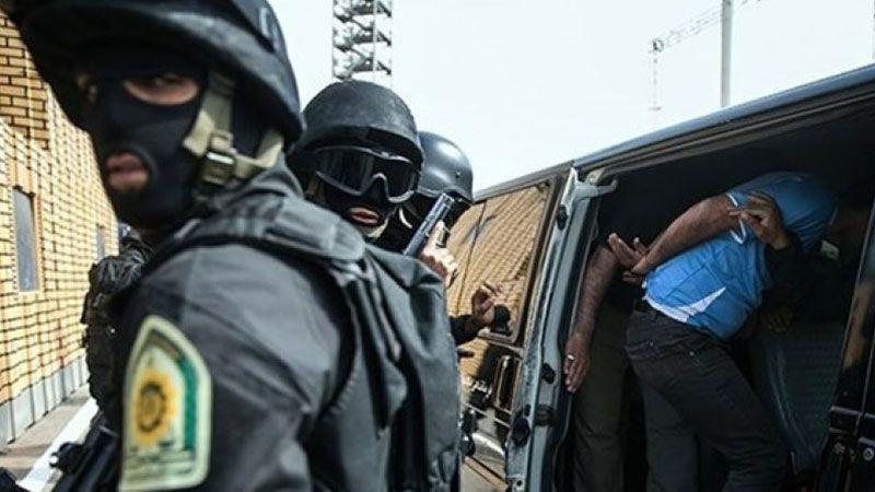 إيران: تفكيك خلية إرهابية جنوب خوزستان