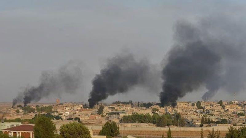 سوريا: اعتداء تركي على مدينة أعزاز بريف حلب