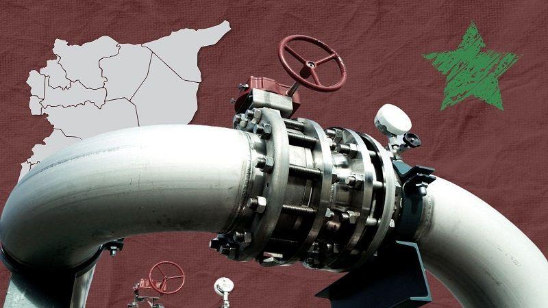 سوريا: جاهزون لضخ الغاز المصري