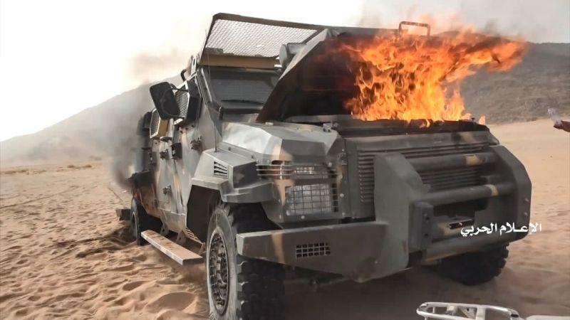 بالفيديو: تحرير الجيش اليمني للتبة الرّملية والسّلسلة الجبلية المطلّة على الخنجر