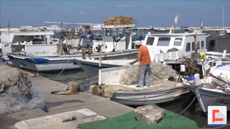شركة الأمانة تُغيث الصيادين في الشمال