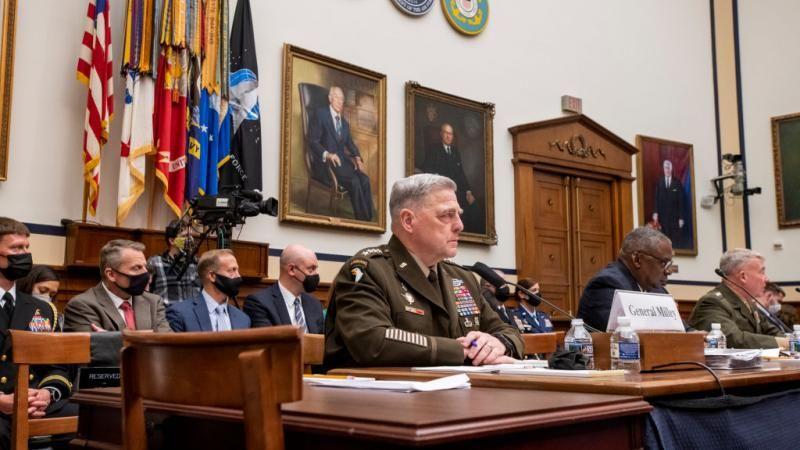 """""""العهد"""" ينشر شهادات القادة العسكريين أمام مجلس الشيوخ: فشلنا استراتيجي"""
