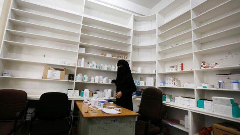 اليمن: الحصار السعودي على مطار صنعاء يهدد بكارثة صحية جديدة