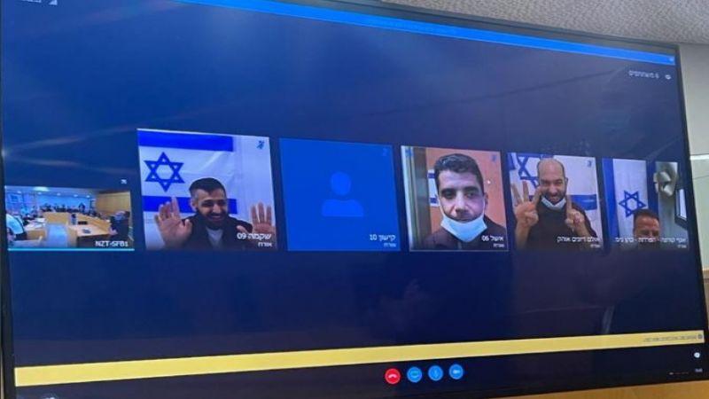 نيابة الاحتلال تُقدم لائحة اتهام بحق الأسرى الفلسطينيين الستة المعاد اعتقالهم