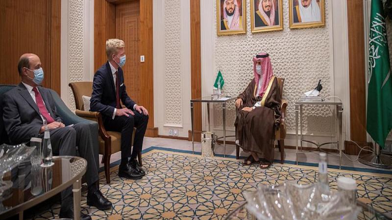 مباحثات سعودية أممية لإنهاء عدوان اليمن