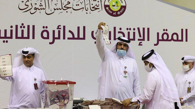 برلمان قطر: ظِلّ آل ثاني