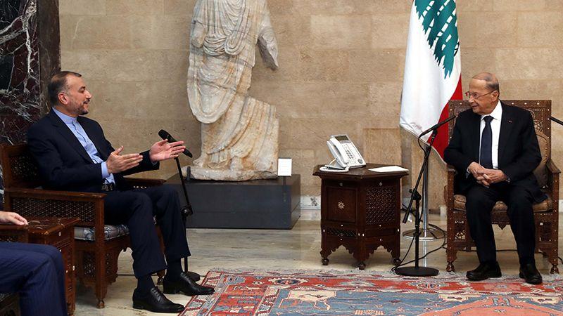 دعم إيراني متجدّد للبنان: عرض مُغرٍ لقطاع الطاقة