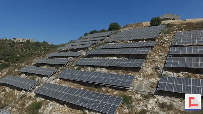 كهرباء قبريخا.. نموذج للبدء بحل أزمة الطاقة في لبنان