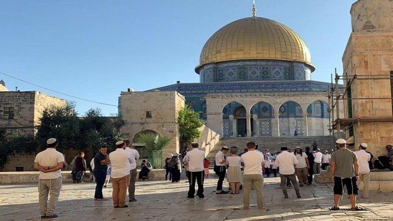 غضبٌ فلسطينيٌ من قرار السماح للمستوطنين بالصلاة في الأقصى